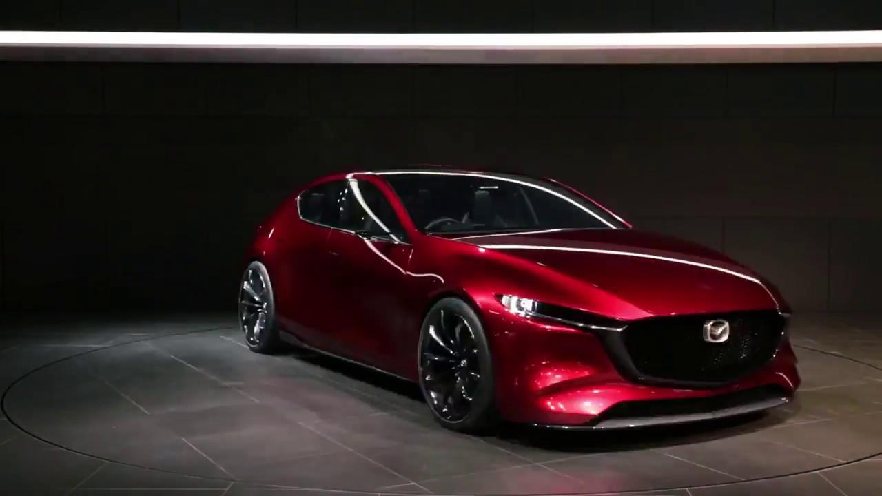 Mazda Kai Concept Youtube
