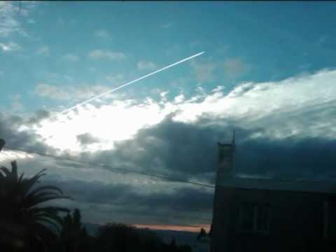 SKY OF ALGIERS