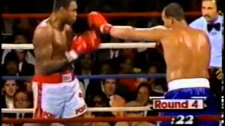Larry Holmes vs David Bey