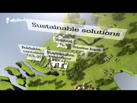 Plug into Holland's sustainable network