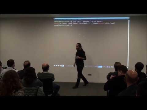 Linux & Pardus Konsol ( Uçbirim/Terminal ) E?itimi - 1. Ders : ?enol ALDIBA?