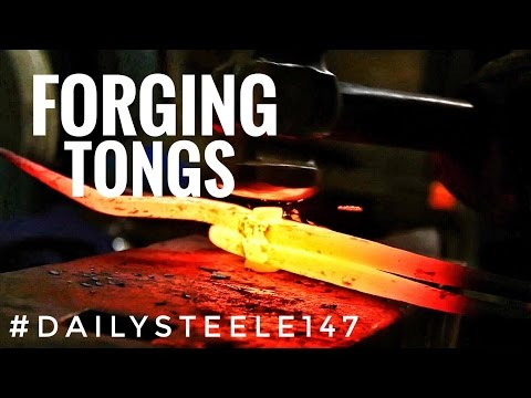 They're Learning to Make Tongs | Day 1 EVO!