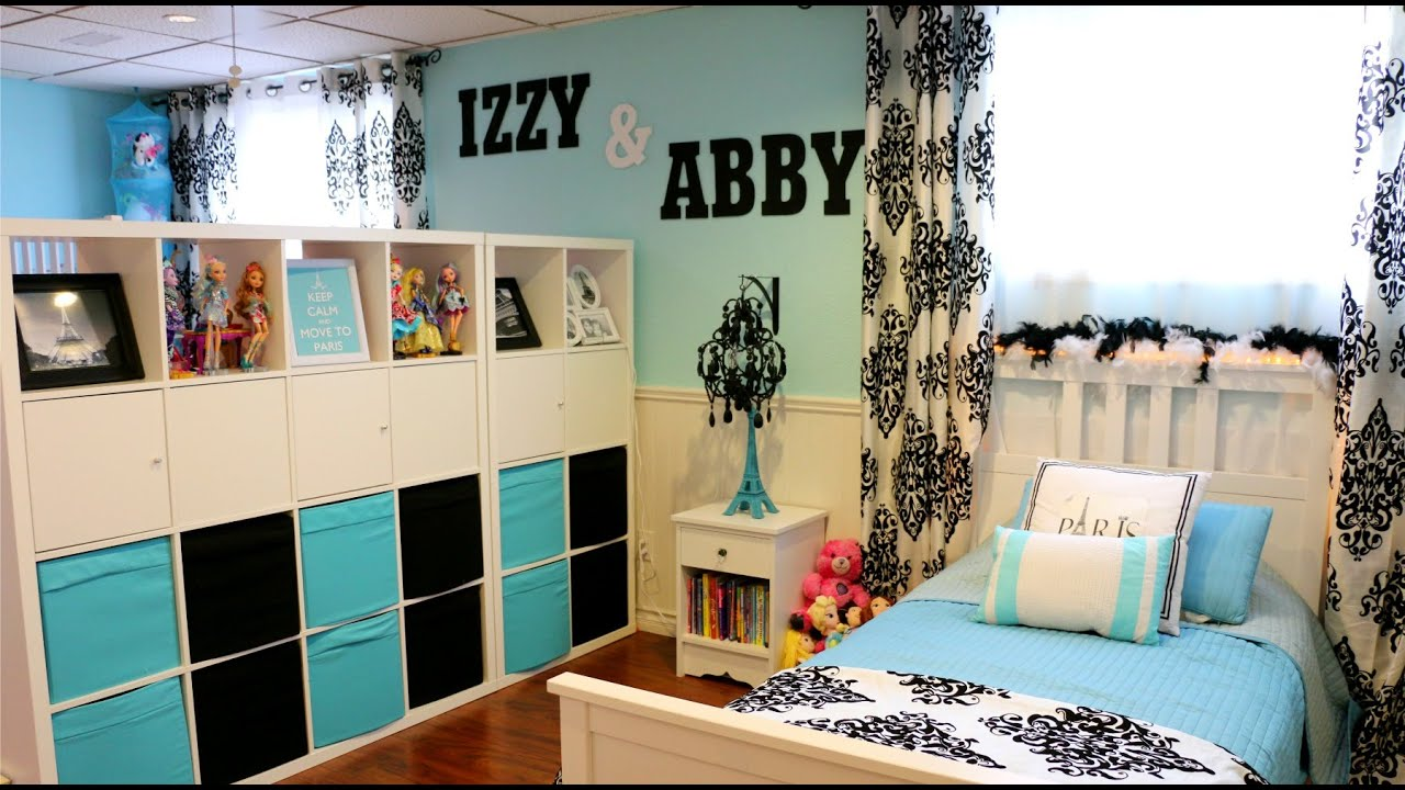Boys Shared Bedroom Divider