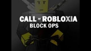 """ROBLOX: Call of Robloxia """"Call of Duty"""" Black Ops Zombies (1 HOUR!)"""