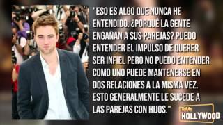 Rob Pattinson: Como Se ENTERO De Kristen Engañándolo