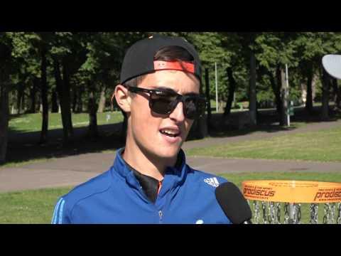 Estonian Open 2017 - Eagle McMahon