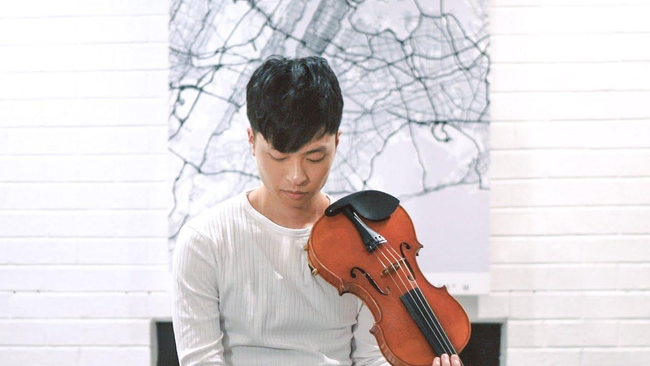 You Say - Lauren Daigle - violin cover image
