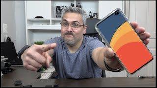 Filtrado Samsung Galaxy S10 con pantalla PLANA y no Curva