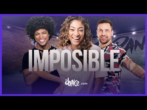 Imposible - Luis Fonsi, Ozuna | FitDance Life (Coreografía) Dance Video
