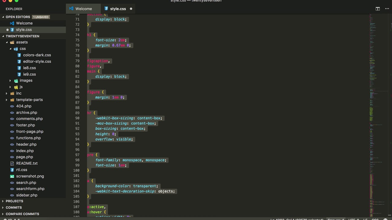 Replace Convert Spaces With Tabs In Visual Studio Code Youtube