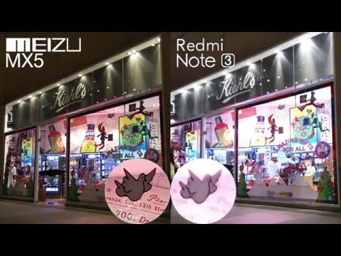 Meizu MX5 vs Redmi Note 3 Comparison, Camera Review, Speed Test!