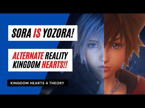Kingdom Hearts 4 debería ser el final de las historias de Sora y Riku