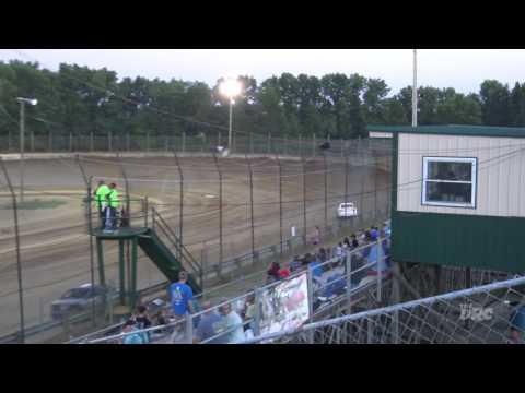 Moler Raceway Park   6.10.16   The DRC Crazy Compacts   Heat 2