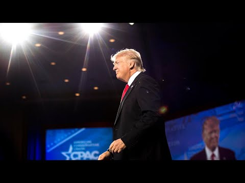 President Trump speaks at CPAC 2019