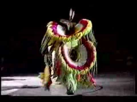 Mens Fancy Dancing 1996 Champion of Champions Introduction