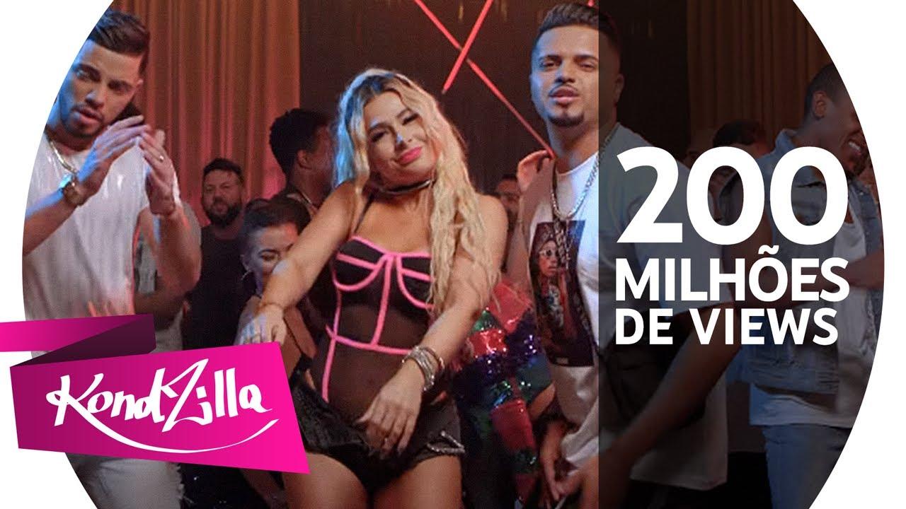 Thiaguinho MT feat Mila e JS O Mão de Ouro - Tudo OK (kondzilla.com) | Official Music Video