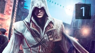 Прохождение Assassin's Creed 2 · [4K 60FPS] — Часть 1: Последний герой (1476 г.)