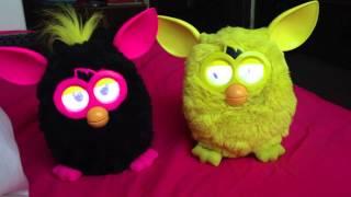 Furby взрывают мне мозг)))