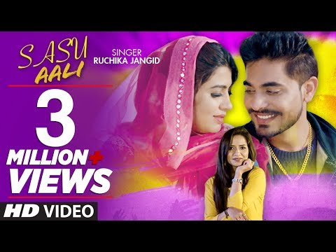 Sasu Aali New Haryanvi Video Song 2019 Ruchika Jangid Feat. Mr. Guru, Sonika Singh