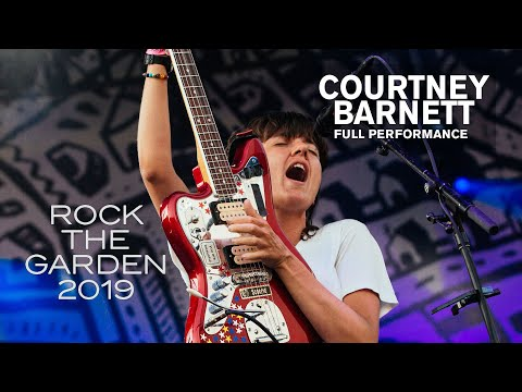 Courtney Barnett - Full performance (Rock the Garden 2019)