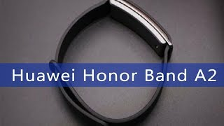 Unboxing Huawei Color Band A2 (Smart Band)