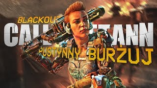 PUSTYNNY BURŻUJ - Call of Duty Blackout (PL) #3 (BO4 Blackout Gameplay PL)