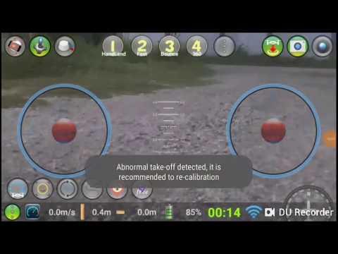 aTellopilot - Test RTH - YouTube