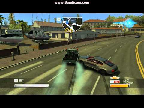 Driver San Fransisco) The-Sliding-A-Vehicle-With-A-Tow-Truck Games ...
