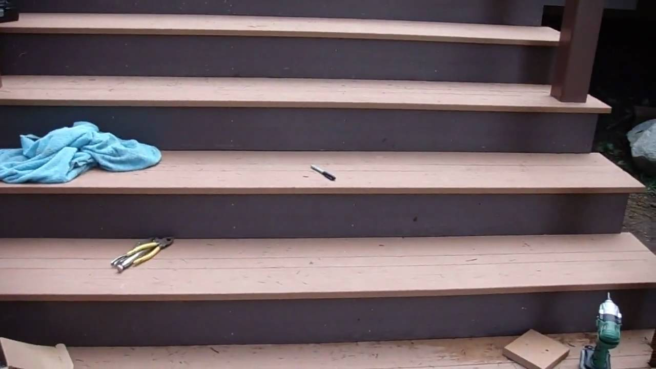 Stair Trim Out Youtube