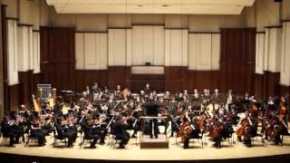 Hanson Symphony No. 2 - Detroit Symphony Civic Philharmonic Orchestra, 5/5/2013