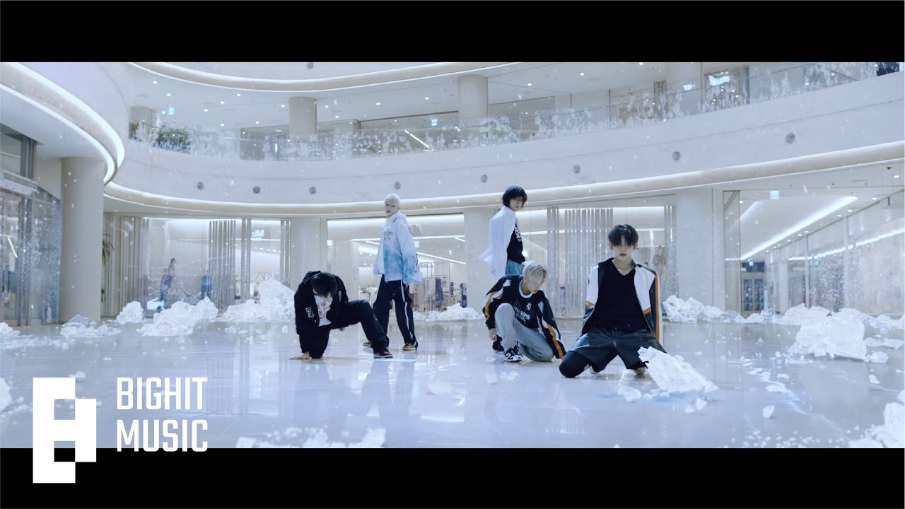 TXT (투모로우바이투게더) The Chaos Chapter: FREEZE Concept Trailer