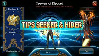 TIPS SEEKER of DISCORD New Update || Legacy of Discord
