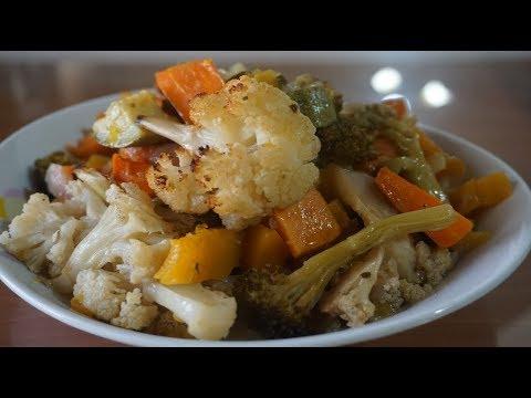 Σούπερ-σαλάτα-με-ψητά-λαχανικά---super-salad-with-grilled-vegetables-//-stella-love-cook