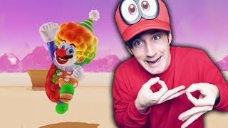 QUE PAYASO! Super Mario Odyssey #11