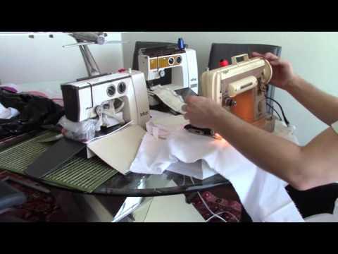 Singer 40 Vs Elna Lotus And SP YouTube Extraordinary Elna Lotus Sp Portable Sewing Machine
