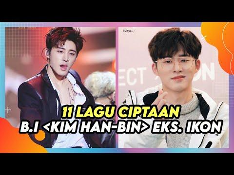 11 Lagu Ciptaan B.I (Kim Hanbin), Sosok di Balik Suksesnya iKON