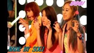 ً WONDER GIRLS (STOP ! ) SUB ARABIC مترجم عربى {SOGi FAN MADE }  sub english