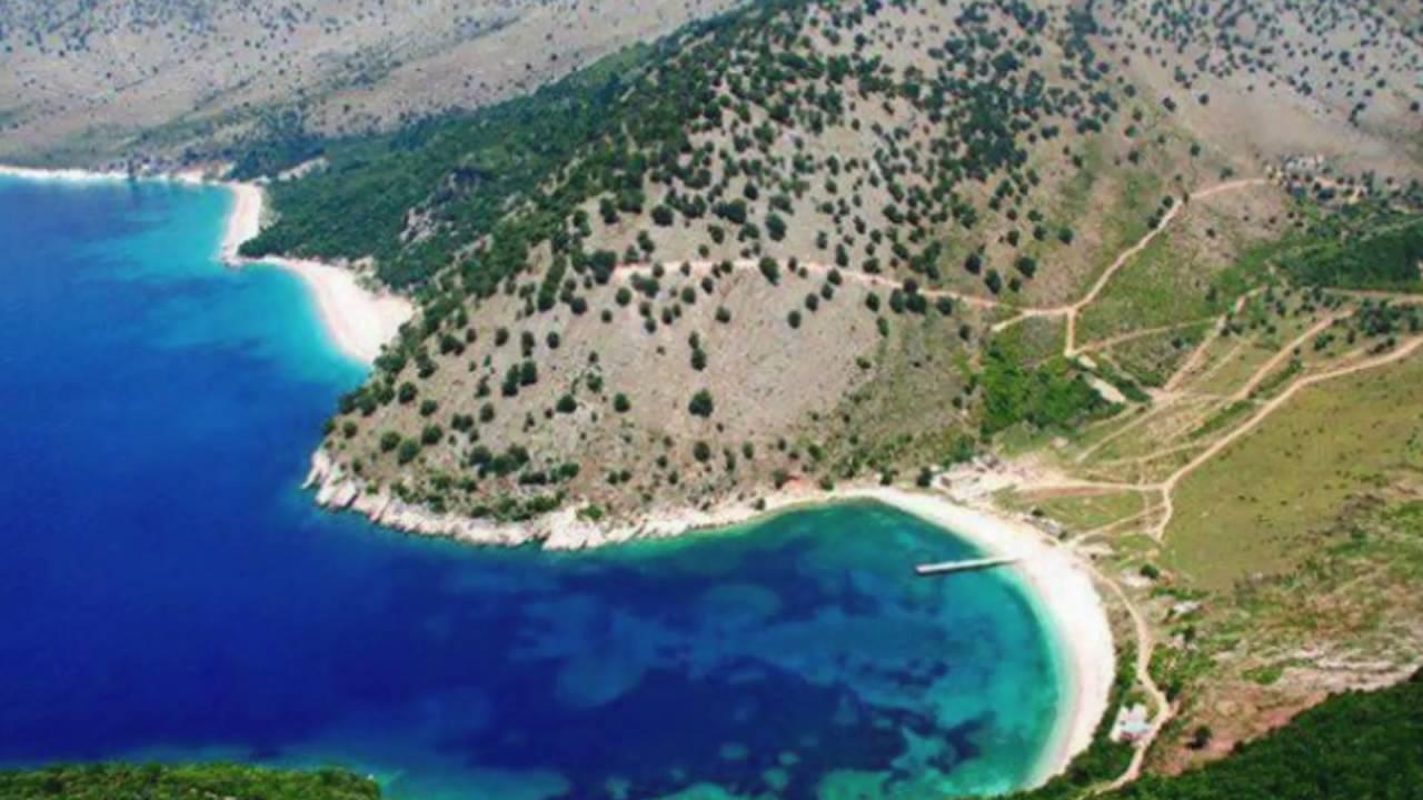 10 vendet me te bukura ne Shqiperi - YouTube