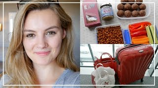 13. What I Eat When I Travel + Snack Recipes