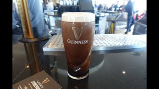 The Guinness Storehouse in Dublin, Ireland - Just Another Beer Review #006