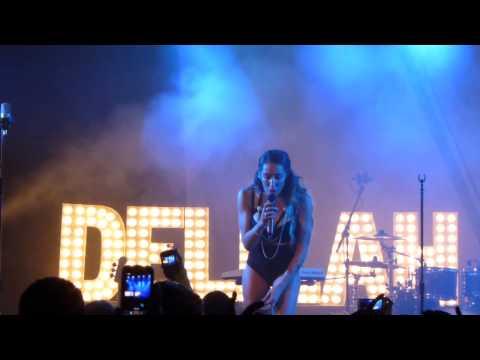 Delilah - TIME (Live at Manchester)