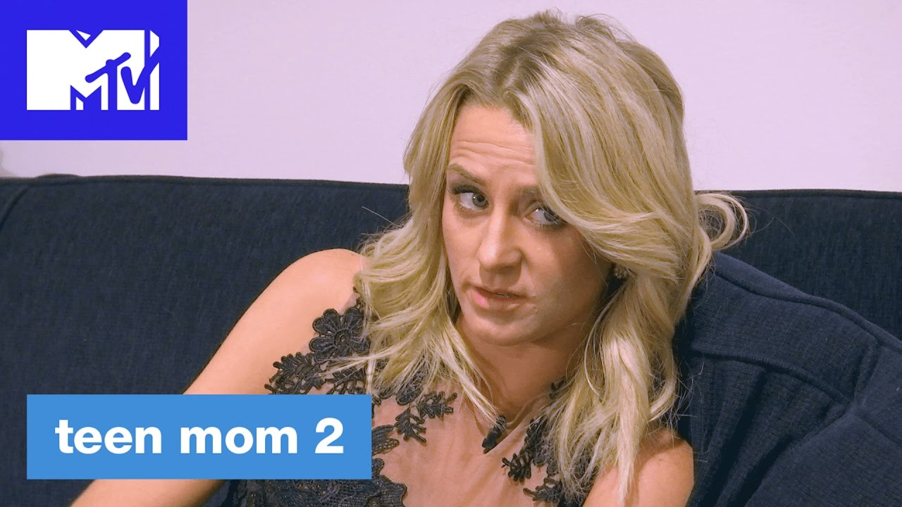 Leahs Reunion Thoughts Official Sneak Peek  Teen Mom 2