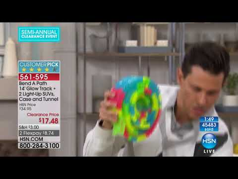 HSN | Home Clearance 12.25.2017 - 11 PM