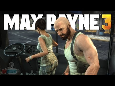 Max Payne 3 Part 10 | PC Gameplay Walkthrough | Game Let's Play
