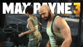 Max Payne 3 Part 10 | PC Gameplay Walkthrough | Game Let