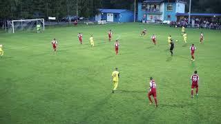2.polčas, FK Šalková - ŠK Prameň Kováčová, 1.kolo Slovnaft cup 2021/22