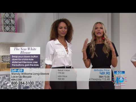 HSN | Wendy Williams Fashions Celebration 07.15.2017 - 08 AM
