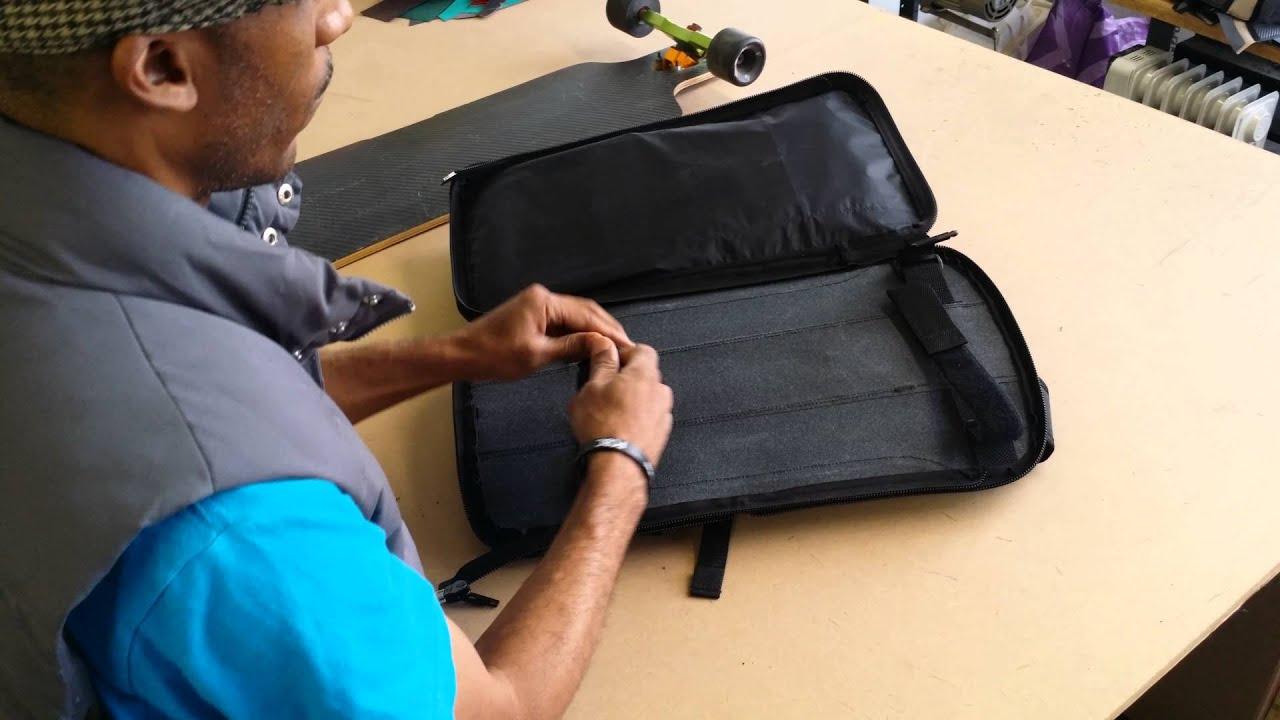 Obed Bags I Am Longboard Backpack