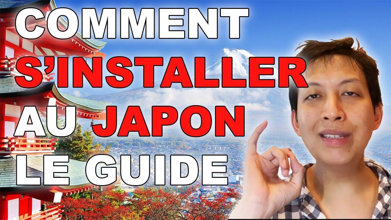 [Vlog] Comment s'installer au Japon ?