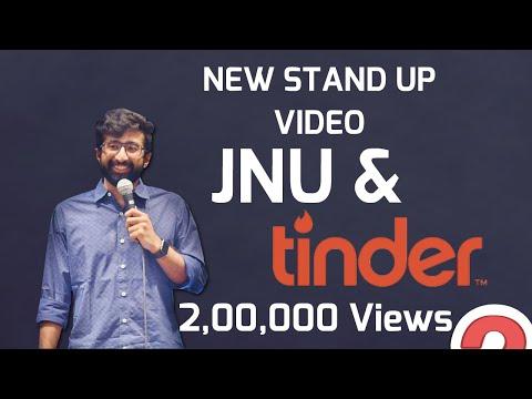 JNU & Tinder   Standup Comedy by Garv Malik
